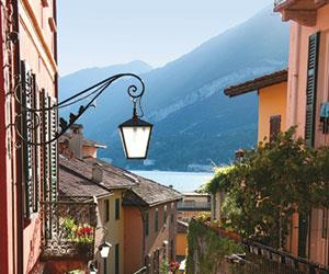 Village Life in the Italian Lake DIstrict